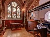 Interior of Pencaitland Parish Church
